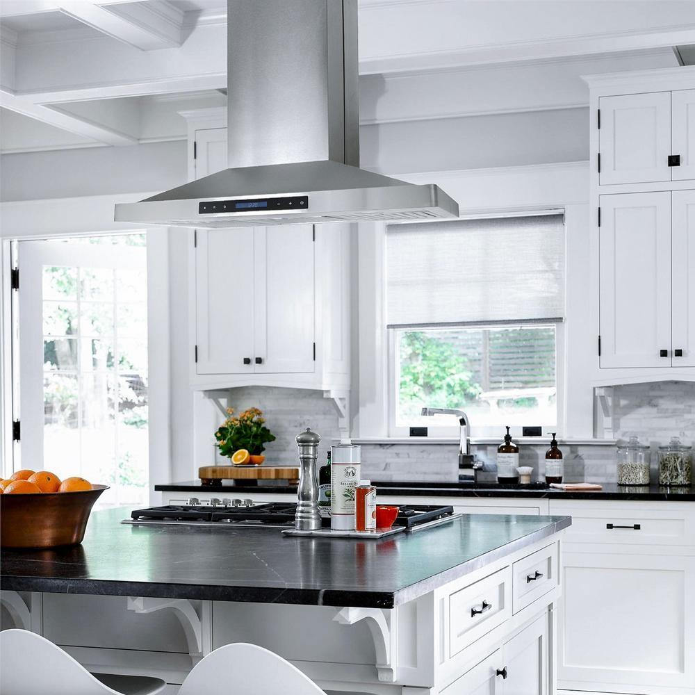 Kitchen Ventilation: Downdraft vs. Island Hood