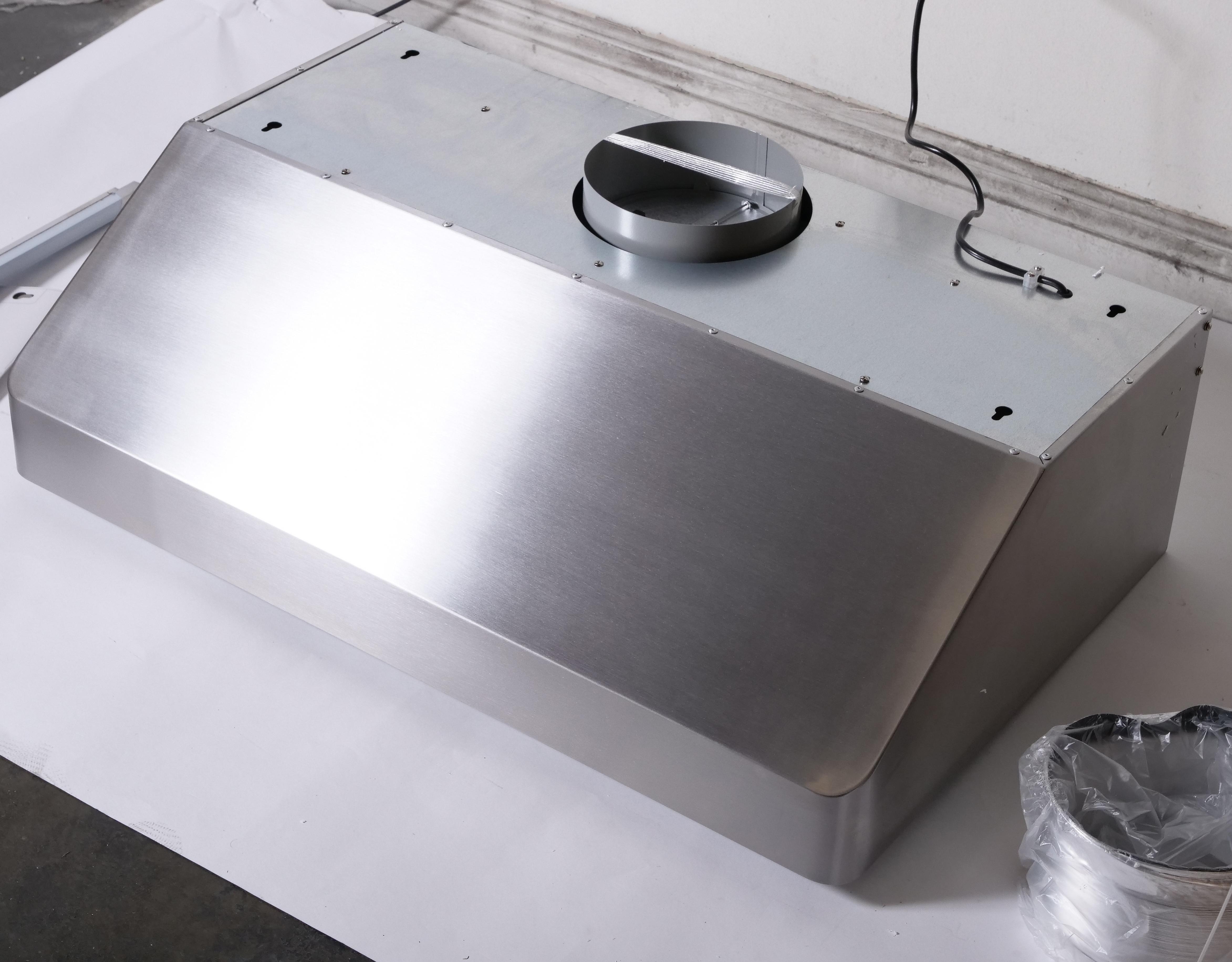 36 in. Under Cabinet Range Hood in Stainless Steel (OPEN BOX) | eBay